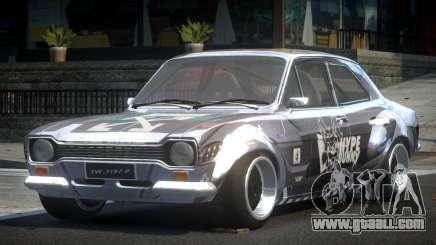 Ford Escort Urban Racing PJ9 for GTA 4