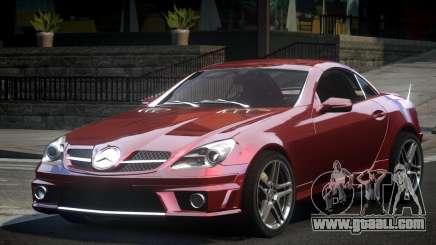 Mercedes-Benz SLK55 SP V1.1 for GTA 4