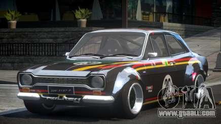 Ford Escort Urban Racing PJ4 for GTA 4