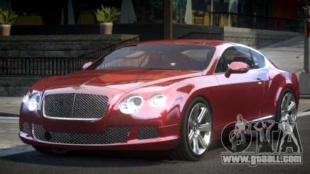 Bentley Continental GT PSI V1.1 for GTA 4