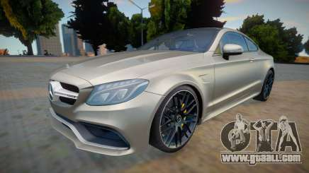 Mercedes Benz-AMG C63 S Coupe for GTA San Andreas