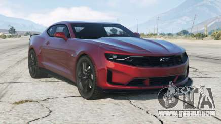 Chevrolet Camaro RS 1LE 2019〡add-on for GTA 5