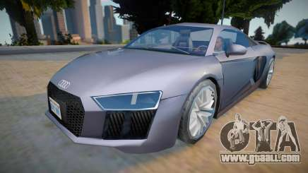Audi R8 - Improved for GTA San Andreas
