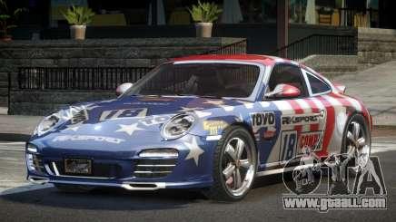 Porsche 911 GST-C PJ3 for GTA 4