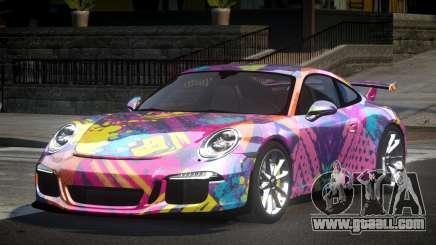 Porsche 991 GT3 SP-R L7 for GTA 4