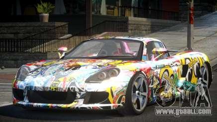Porsche Carrera GT BS-R L5 for GTA 4