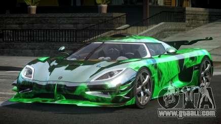 Koenigsegg One GS Sport L10 for GTA 4