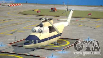 Mi-26 AN V1.0 for GTA 4