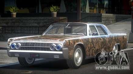 Lincoln Continental 60S L3 for GTA 4