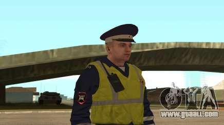 DPS Lieutenant for GTA San Andreas