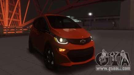 Chevrolet Bolt EV for GTA San Andreas