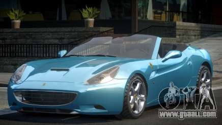 Ferrari California BS V1.1 for GTA 4