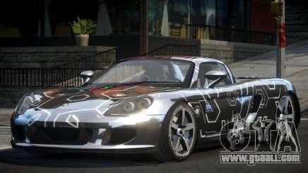 Porsche Carrera GT BS-R L10 for GTA 4