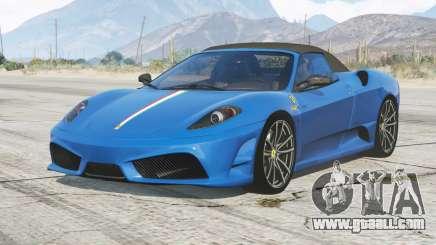Ferrari Scuderia Spider 16M 2008〡add-on for GTA 5
