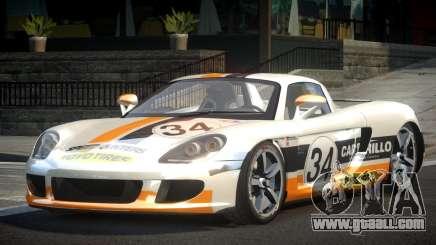 Porsche Carrera GT BS-R L11 for GTA 4