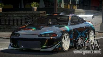 Mitsubishi Eclipse 90S PJ5 for GTA 4