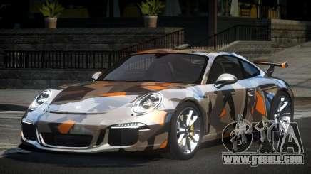 Porsche 991 GT3 SP-R L4 for GTA 4