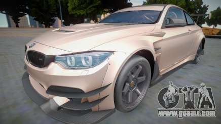 BMW M4 GTS Varis for GTA San Andreas