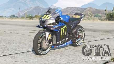 Yamaha YZF-M1 2020〡add-on for GTA 5