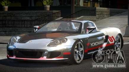 Porsche Carrera GT BS-R L4 for GTA 4