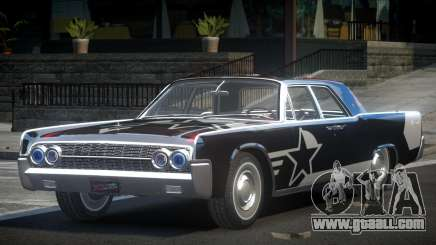 Lincoln Continental 60S L10 for GTA 4