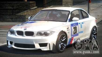 BMW 1M E82 GT L9 for GTA 4
