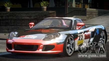 Porsche Carrera GT BS-R L8 for GTA 4