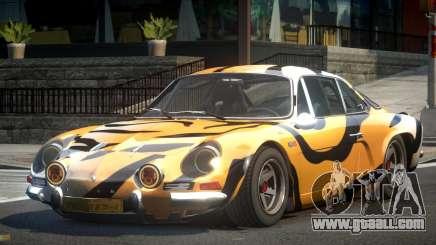 Renault Alpine A110 L5 for GTA 4