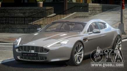 Aston Martin Rapide SP V1.1 for GTA 4