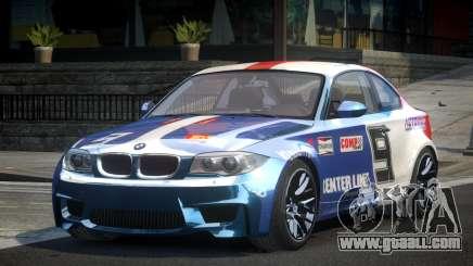 BMW 1M E82 GT L1 for GTA 4