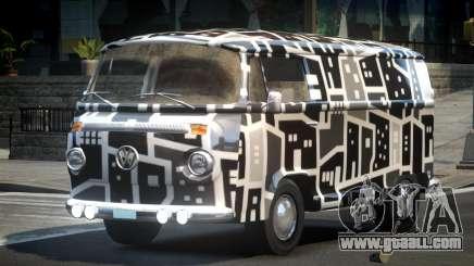 Volkswagen Transporter T2 70S L1 for GTA 4