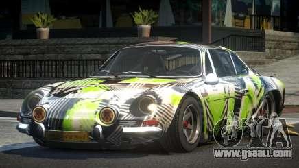 Renault Alpine A110 L2 for GTA 4
