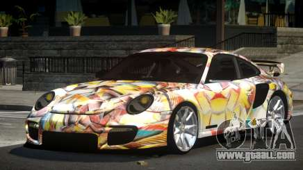 Porsche 911 GT2 SP-S PJ2 for GTA 4