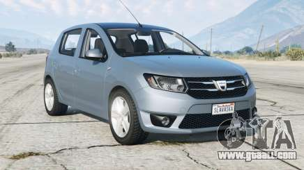 Dacia Sandero 2013 for GTA 5
