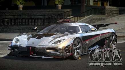 Koenigsegg One GS Sport L1 for GTA 4