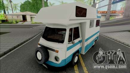Volkswagen Kombi Safari for GTA San Andreas