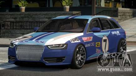 Audi RS4 BS-R PJ3 for GTA 4