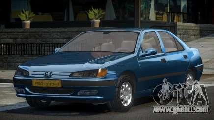 1998 Peugeot 406 for GTA 4