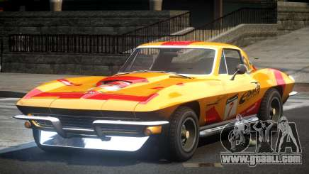 Chevrolet Corvette C2 60S L2 for GTA 4