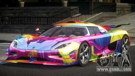 Koenigsegg One GS Sport L4 for GTA 4