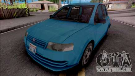 Fiat Stilo 2004 for GTA San Andreas