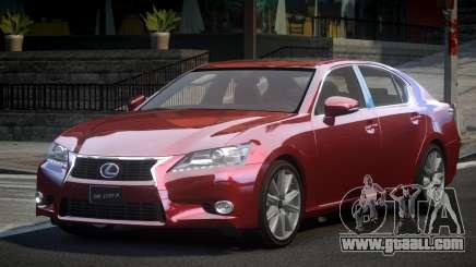 Lexus GS300H V1.1 for GTA 4
