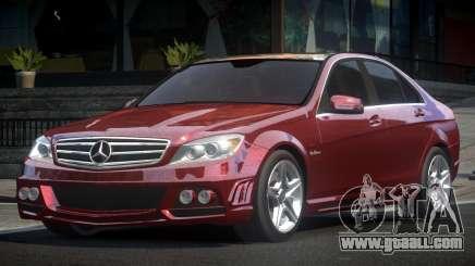 Mercedes-Benz C63 BS V1.2 for GTA 4