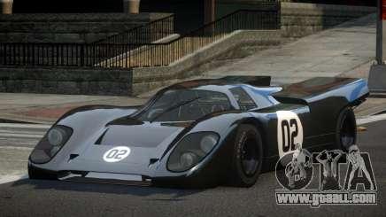 Pfister 711 L3 for GTA 4