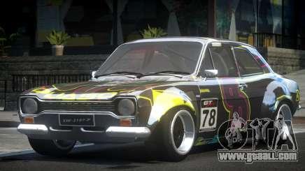 Ford Escort Urban Racing PJ10 for GTA 4