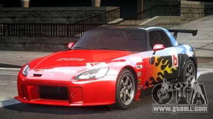 Honda S2000 PSI-R L2 for GTA 4