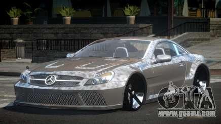 Mercedes-Benz SL65 PSI V1.2 for GTA 4
