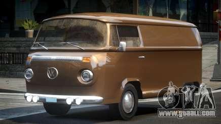 Volkswagen Transporter T2 70S for GTA 4
