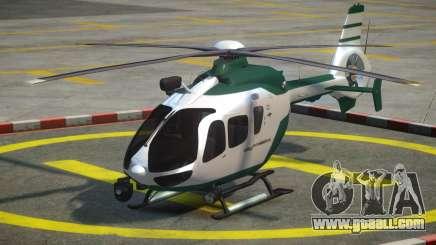 Eurocopter EC135 for GTA 4