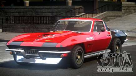 Chevrolet Corvette C2 60S L6 for GTA 4